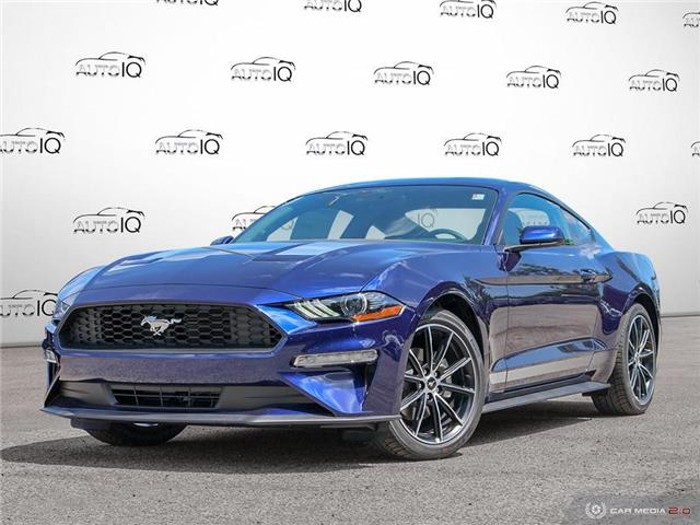 2020 Ford Mustang EcoBoost (Stk: 0G017) in Oakville - Image 1 of 23