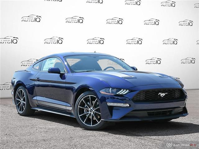 2020 Ford Mustang EcoBoost (Stk: 0G018) in Oakville - Image 1 of 27