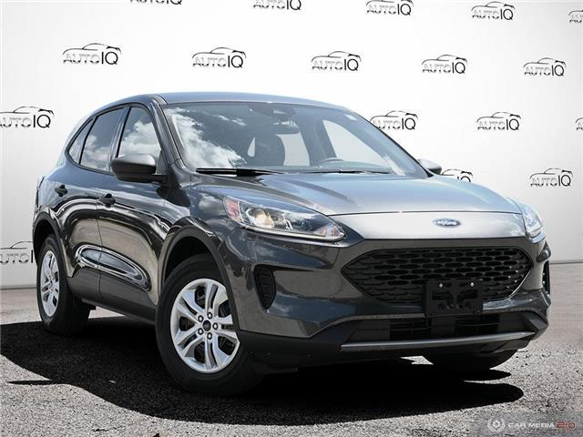 2020 Ford Escape S Grey
