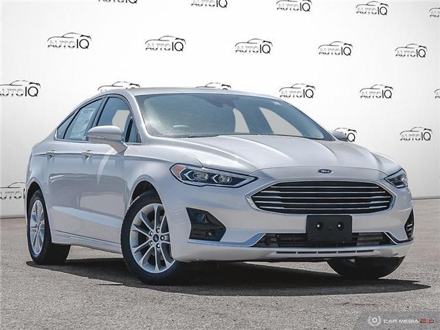 2020 Ford Fusion Hybrid SEL (Stk: 0U053) in Oakville - Image 1 of 27