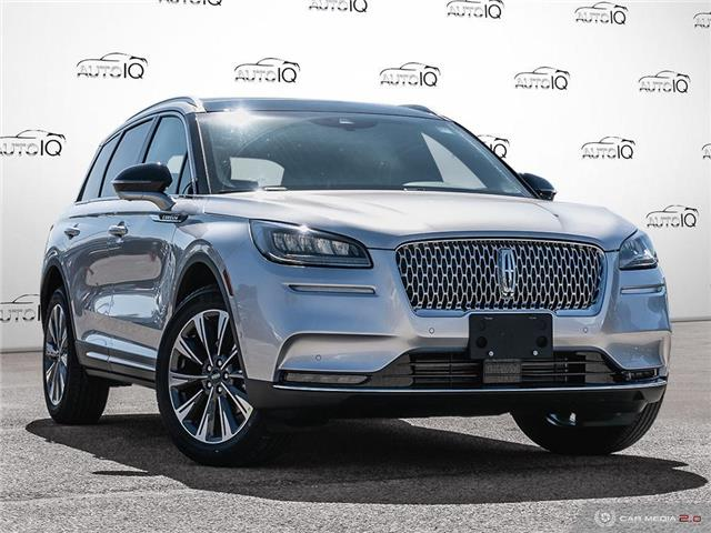 2020 Lincoln Corsair Reserve Silver