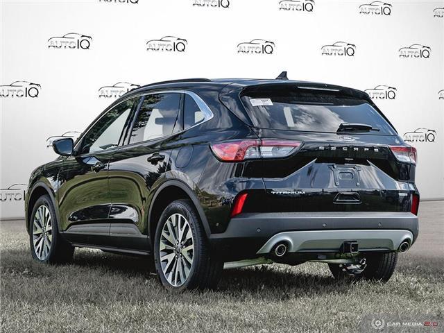 2020 Ford Escape Titanium (Stk: 0T796D) in Oakville - Image 1 of 23