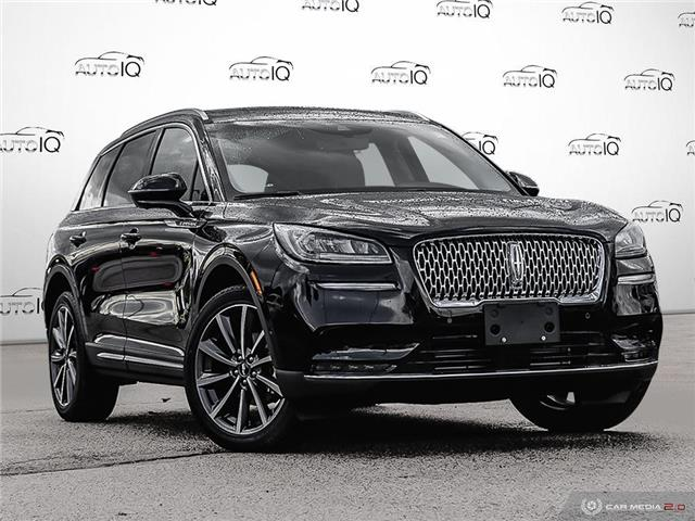 2020 Lincoln Corsair Reserve Black