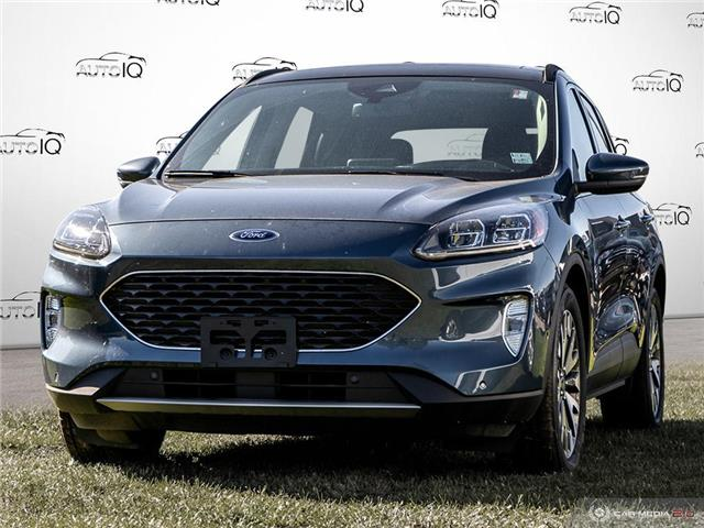 2020 Ford Escape Titanium Hybrid (Stk: 0T757D) in Oakville - Image 1 of 22