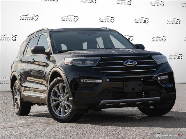2021 Ford Explorer XLT (Stk: 1T001) in Oakville - Image 1 of 26