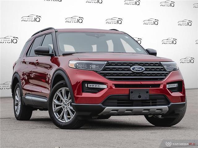 2020 Ford Explorer XLT (Stk: 0T860D) in Oakville - Image 1 of 27