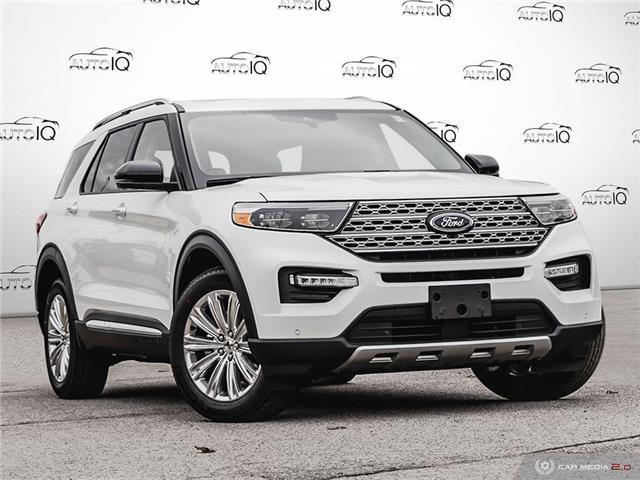 2020 Ford Explorer Limited (Stk: 0T819) in Oakville - Image 1 of 27