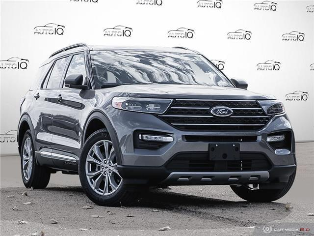 2021 Ford Explorer XLT (Stk: 1T003) in Oakville - Image 1 of 25