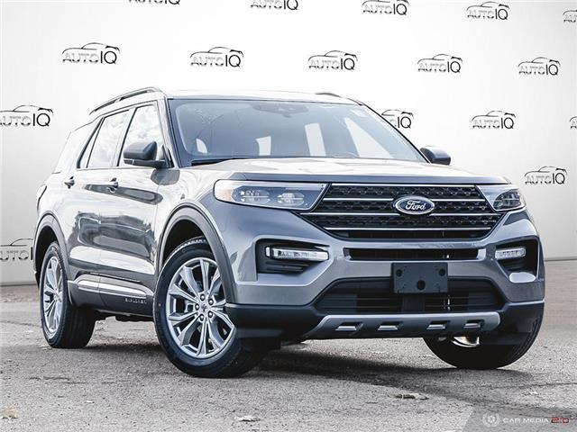 2021 Ford Explorer XLT (Stk: 1T005) in Oakville - Image 1 of 27