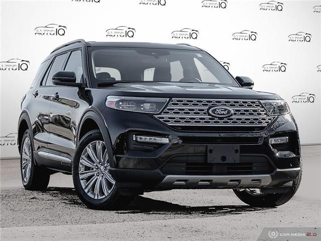 2021 Ford Explorer Limited (Stk: 1T007) in Oakville - Image 1 of 28