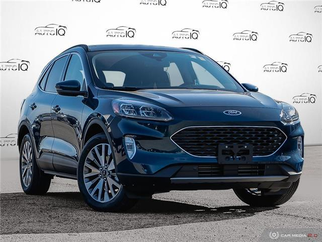 2020 Ford Escape Titanium (Stk: 0T908D) in Oakville - Image 1 of 26