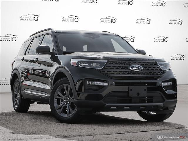 2021 Ford Explorer XLT (Stk: 1T008) in Oakville - Image 1 of 27