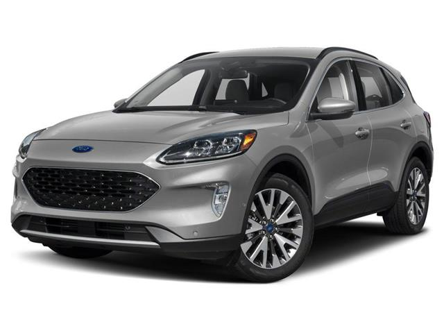 2020 Ford Escape Titanium Hybrid (Stk: 0T935) in Oakville - Image 1 of 9