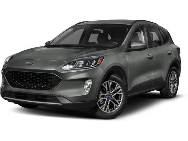 2020 Ford Escape SEL (Stk: S0027) in St. Thomas - Image 1 of 2