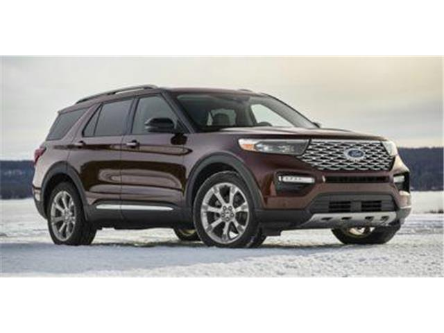 2020 Ford Explorer Platinum (Stk: S0018) in St. Thomas - Image 1 of 1