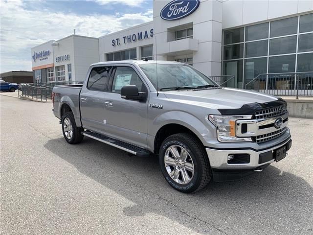 2020 Ford F-150 XLT (Stk: T0251) in St. Thomas - Image 1 of 25