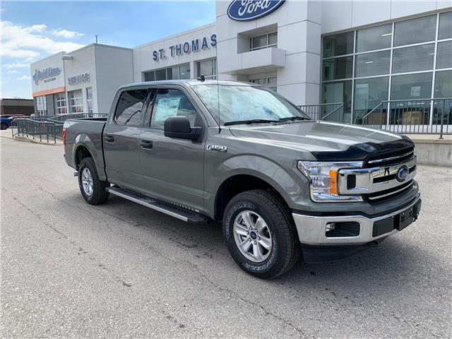 2020 Ford F-150 XLT (Stk: T0220) in St. Thomas - Image 1 of 25