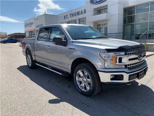 2020 Ford F-150 XLT (Stk: T0193) in St. Thomas - Image 1 of 24