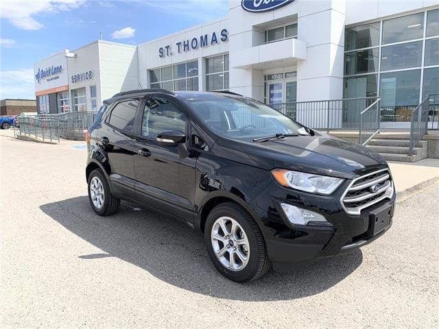 2020 Ford EcoSport SE (Stk: S0046) in St. Thomas - Image 1 of 25