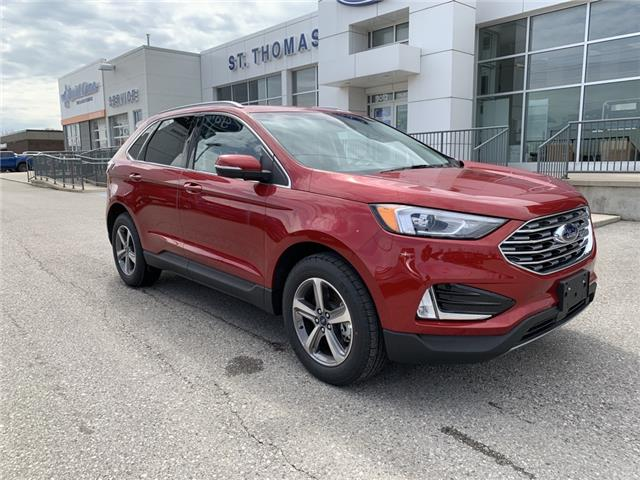 2020 Ford Edge SEL (Stk: S0215) in St. Thomas - Image 1 of 24