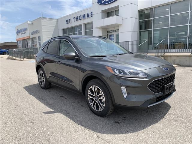 2020 Ford Escape SEL (Stk: S0254) in St. Thomas - Image 1 of 26