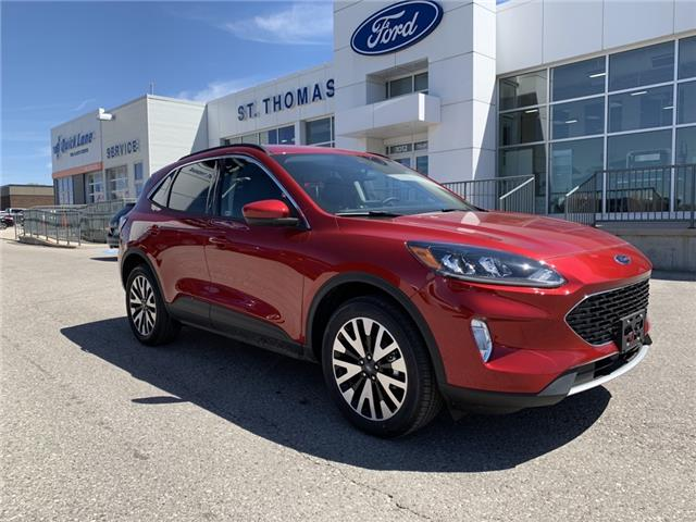 2020 Ford Escape SEL (Stk: S0133) in St. Thomas - Image 1 of 25