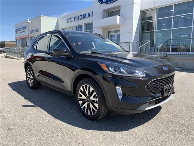 2020 Ford Escape SEL (Stk: S0148) in St. Thomas - Image 1 of 25