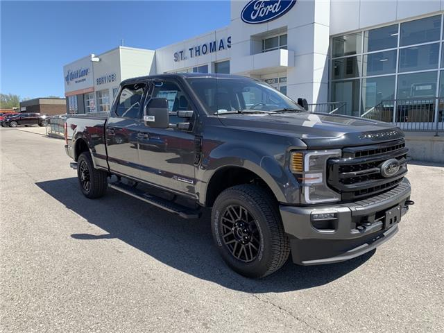 2020 Ford F-250 Lariat (Stk: T0092) in St. Thomas - Image 1 of 29