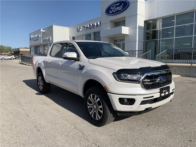 2020 Ford Ranger Lariat (Stk: T0171) in St. Thomas - Image 1 of 26