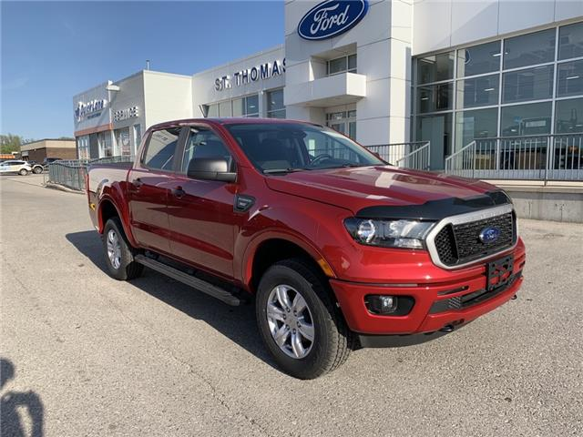2020 Ford Ranger XLT (Stk: T0125) in St. Thomas - Image 1 of 26
