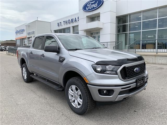 2020 Ford Ranger XLT (Stk: T0213) in St. Thomas - Image 1 of 27