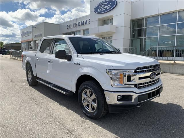 2020 Ford F-150 XLT (Stk: T0309) in St. Thomas - Image 1 of 26