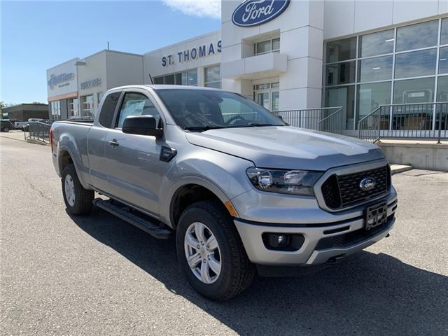 2020 Ford Ranger XLT (Stk: T0245) in St. Thomas - Image 1 of 25