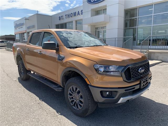 2020 Ford Ranger XLT (Stk: T0246) in St. Thomas - Image 1 of 26