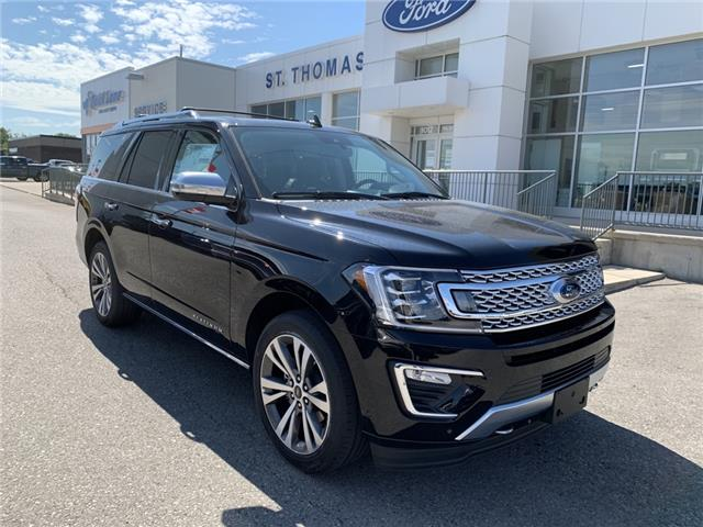 2020 Ford Expedition Platinum (Stk: S0331) in St. Thomas - Image 1 of 30