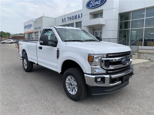 2020 Ford F-250 XLT (Stk: T0351) in St. Thomas - Image 1 of 25