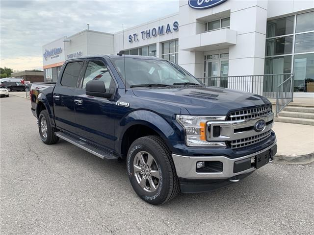 2020 Ford F-150 XLT (Stk: T0396) in St. Thomas - Image 1 of 25