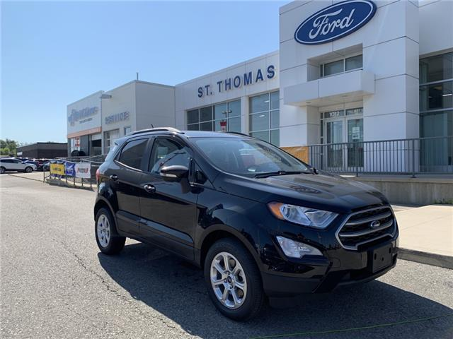 2020 Ford EcoSport SE (Stk: S0403) in St. Thomas - Image 1 of 25
