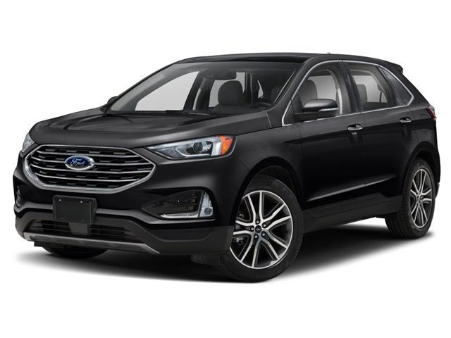 2020 Ford Edge Titanium Black
