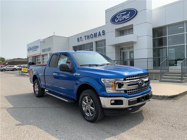 2020 Ford F-150 XLT (Stk: T0536) in St. Thomas - Image 1 of 24