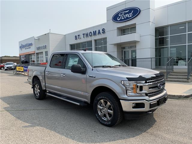 2020 Ford F-150 XLT (Stk: T0520) in St. Thomas - Image 1 of 26