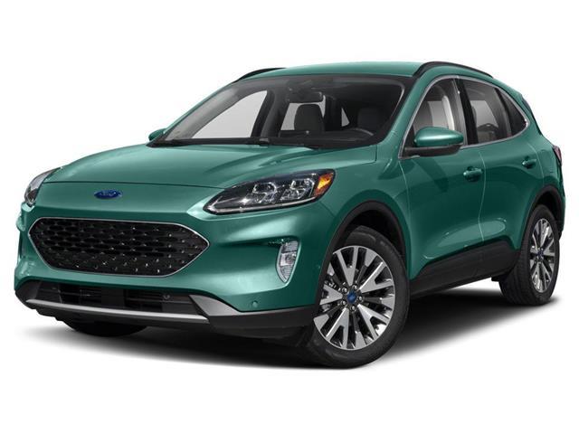 2020 Ford Escape Titanium (Stk: C40298) in St. Thomas - Image 1 of 9
