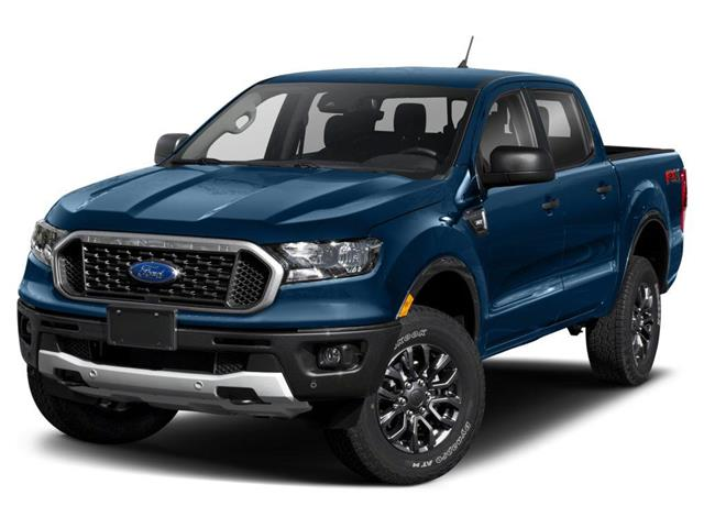 2020 Ford Ranger XLT (Stk: A90276) in St. Thomas - Image 1 of 9