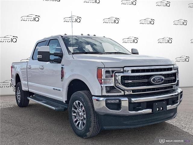 2020 Ford F-350 Lariat (Stk: T0665) in St. Thomas - Image 1 of 29