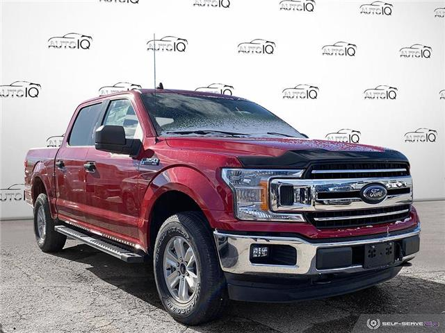 2020 Ford F-150 XLT (Stk: T0717) in St. Thomas - Image 1 of 25
