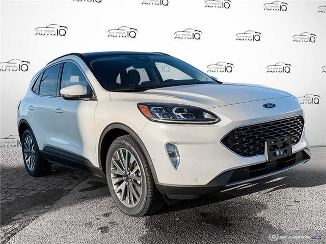 2020 Ford Escape Titanium (Stk: S0712) in St. Thomas - Image 1 of 28