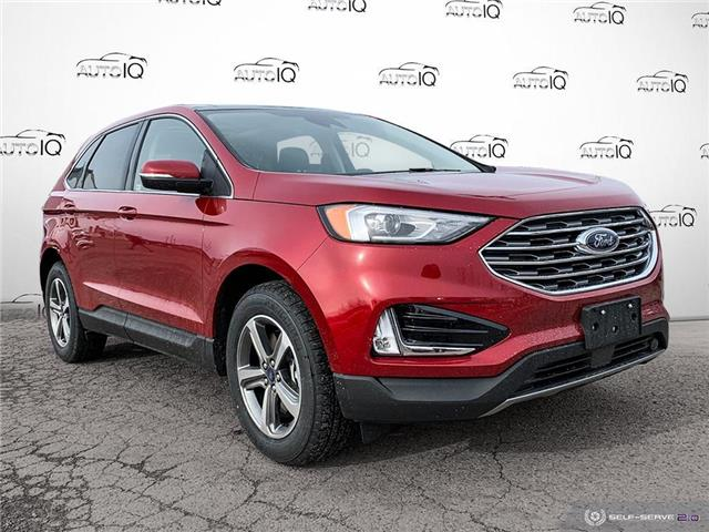 2020 Ford Edge SEL (Stk: S0734) in St. Thomas - Image 1 of 27