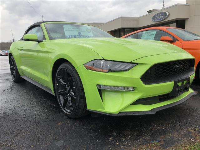 2020 Ford Mustang EcoBoost Premium (Stk: MB328) in Waterloo - Image 1 of 7