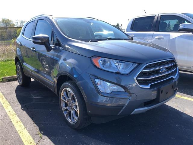 2020 Ford EcoSport Titanium (Stk: ESB289) in Waterloo - Image 1 of 6