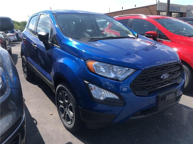 2020 Ford EcoSport S (Stk: ESA682) in Waterloo - Image 1 of 7